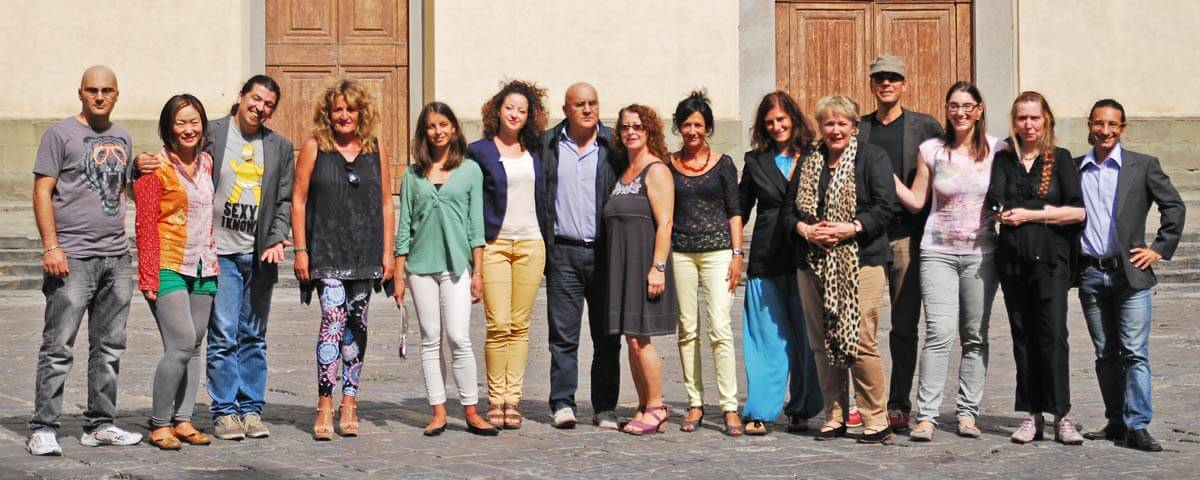 The team of the Centro Machiavelli