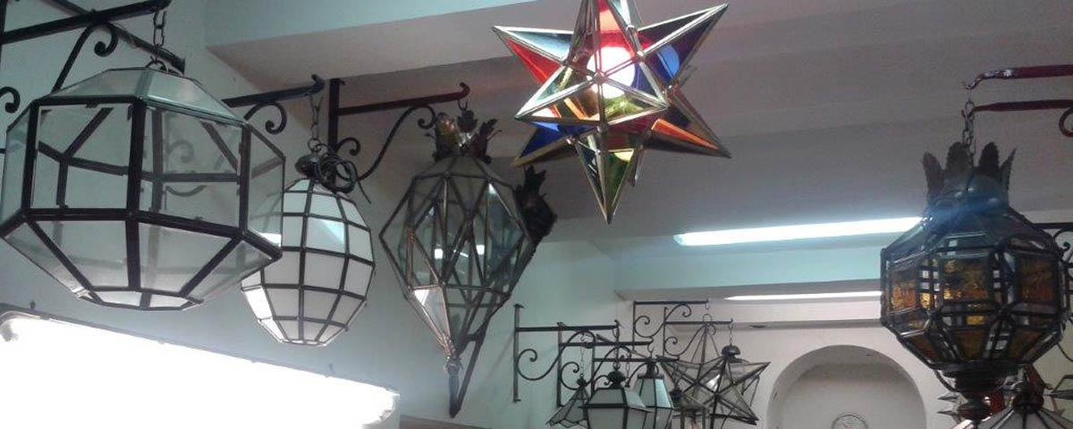 Lampade e lanterne